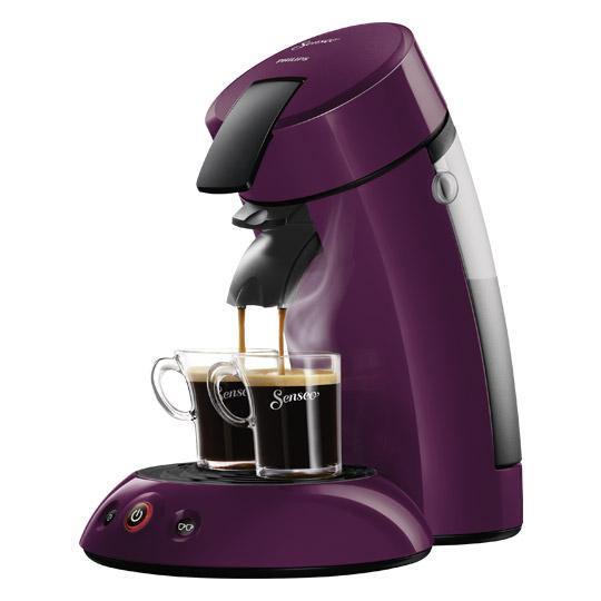 [Lokal EDEKA]Kaffee-Padautomat Senseo HD7804/40