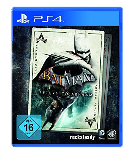 Batman: Return to Arkham (PS4 & Xbox One) für 29,97€ inkl. VSK (Amazon.de)