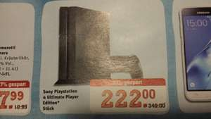 [Lokal?] REWE Center Heppenheim (alte) PS4 Ultimate Player Edition 1TB