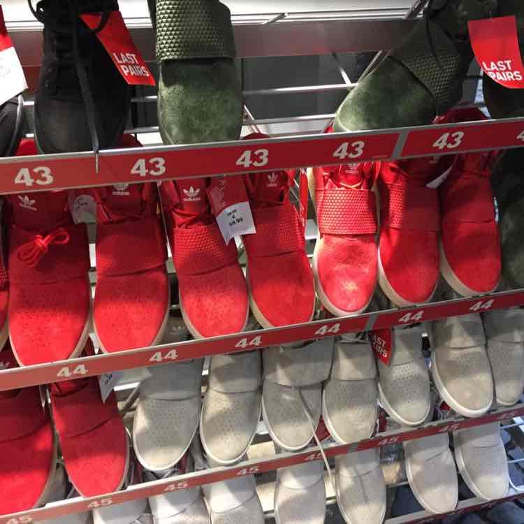 [Online & Lokal? Braunschweig Footlocker] Adidas Tubular Invader Strap für 59,99€ in Größen 42-47