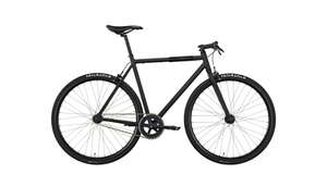 Singlespeed Fahrrad: FIXIE Inc. Floater black (2016)