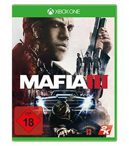 Amazon Blitzangebot Mafia 3 für Xbox  One