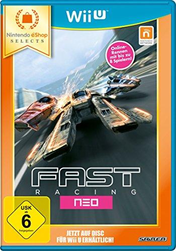 [amazon.de Prime] FAST Racing NEO Nintendo oder SteamWorld Collection Nintendo- eshop selects [Wii U] für je 9,97€