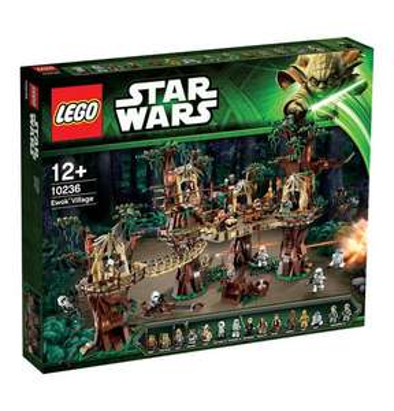 Bis zu 28% Rabatz auf Lego - Ewok Village für 180€ bei [GALERIA Kaufhof]