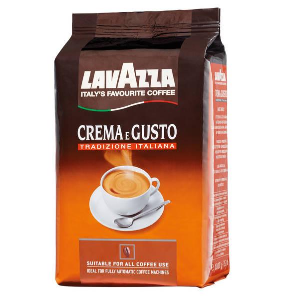 [Galeria Kaufhof] Crema e Gusto Tradizione Italiana / Espresso Crema e Aroma 1 KG 9,99€