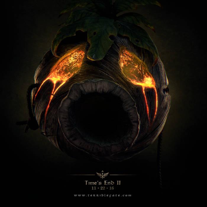 [FLAC] Theophany - Majora's Mask Remixed (I & II)