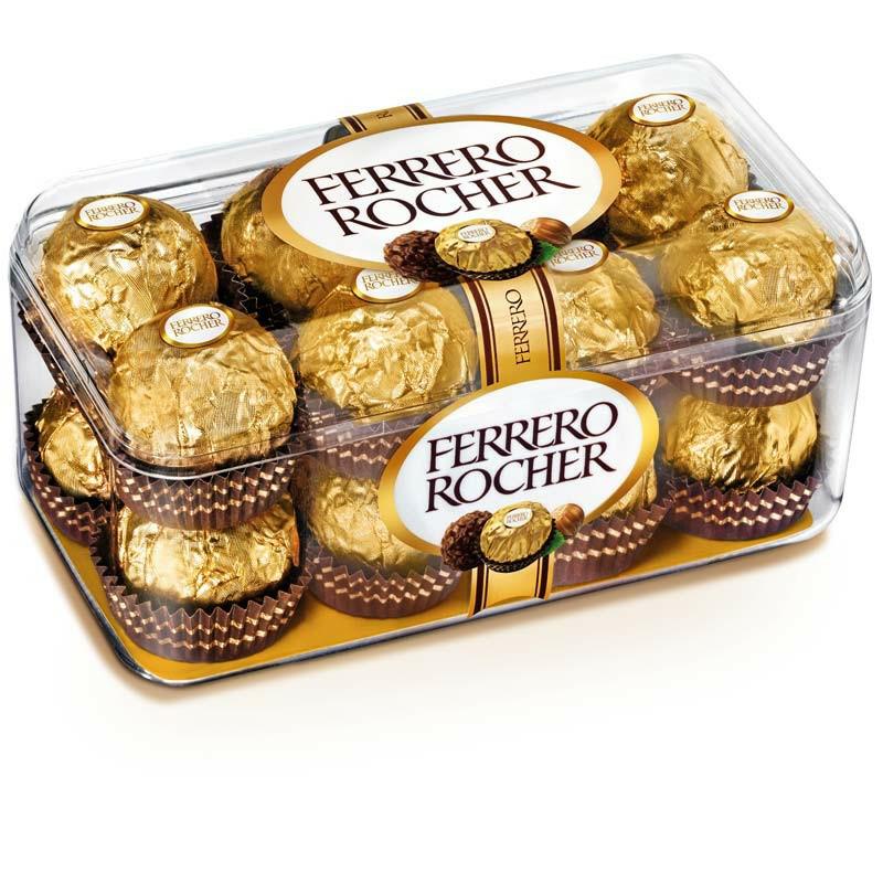 Ferrero Rocher, Netto mit Hund, 2,22€