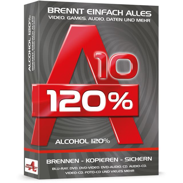 CHIP ADVENTSKALENDER - TÜR 12 | Alcohol 120% v.10 - Vollversion