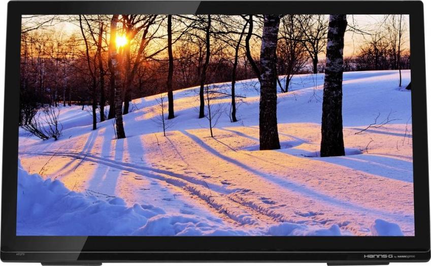 Touchscreen-Monitor 27 Zoll von Hanns-G bei digitalo + voelkner