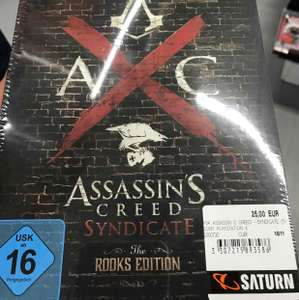 (Lokal Mall of Berlin) Assasins Creed: Syndicate The Rooks Edition PS4