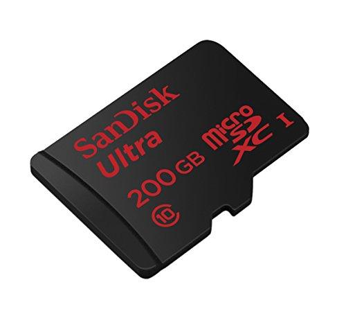 SanDisk Ultra 200GB microSDXC bis zu 90 MB/Sek für 53,60€ bei Amazon Spanien, für 59,90€ bei Amazon Deutschland