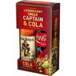 [Lokal] 20% auf alles bei Thomas Philipps in Lemgo, Captain Morgan + Cola = 7,98€