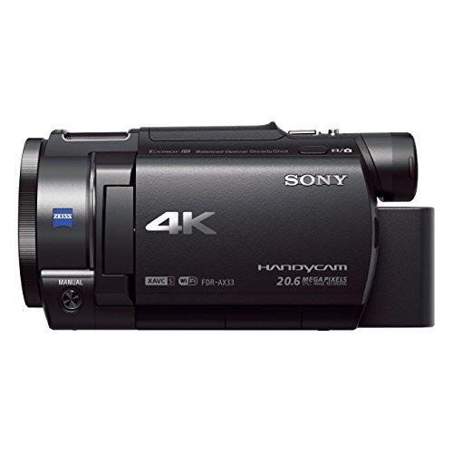 Sony FDR AX33 für 599 € im Tagesangebot (14% unter idealo)