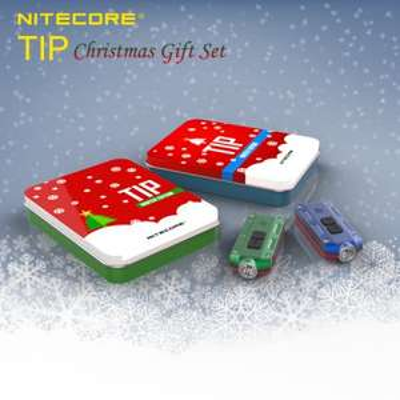 [Gearbest] Nitecore TIP Christmas Edition