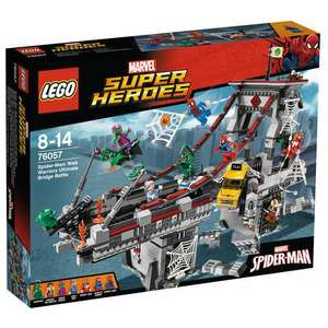 LEGO® Super Heroes 76057 Spider-Man: Ultimatives Brückenduell der Web-Warriors für 69,99EUR bei [Jako-o]