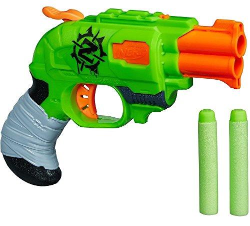 Hasbro Nerf Zombie Double Strike für 8€ mit [Amazon Prime]