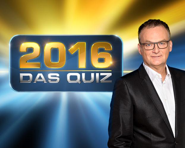 """[Hürth bei Köln] Freikarten für """"2016 Das Quiz"""" mit Frank Plasberg am 15.12.2016"""