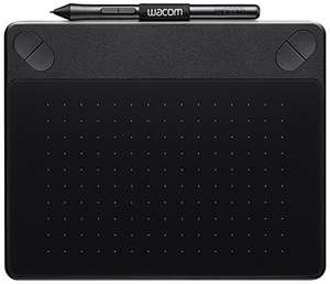 [amazon.fr] Wacom Intuos Small Photo Black Pen & Touch Tablett für 65,30€ (idealo.de 85,61€)