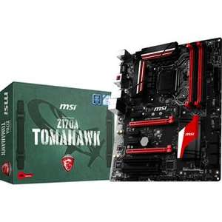 MSI Z170 A Tomahawk Mainboard Sockel 1151 @Mindfactory