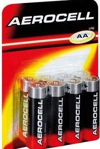 Warum Akkus kaufen? 8x Aerocell Batterien AA für 1,00 Euro im Lidl-Coupon-Adventskalender