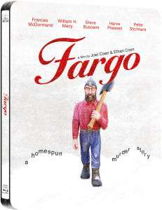(Zavvi) Fargo - Limited Edition Steelbook (Blu-ray) für 8,15€