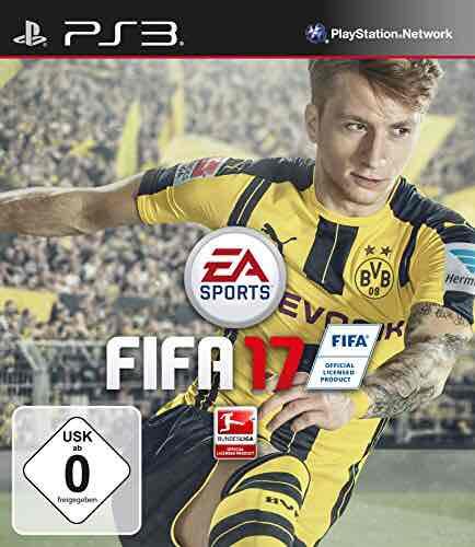 FIFA 17 PS3 für 40,00€ @amazon.de Prime