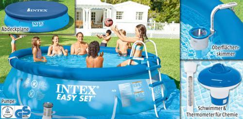 Aldi Süd INTEX® Easy-Set Pool