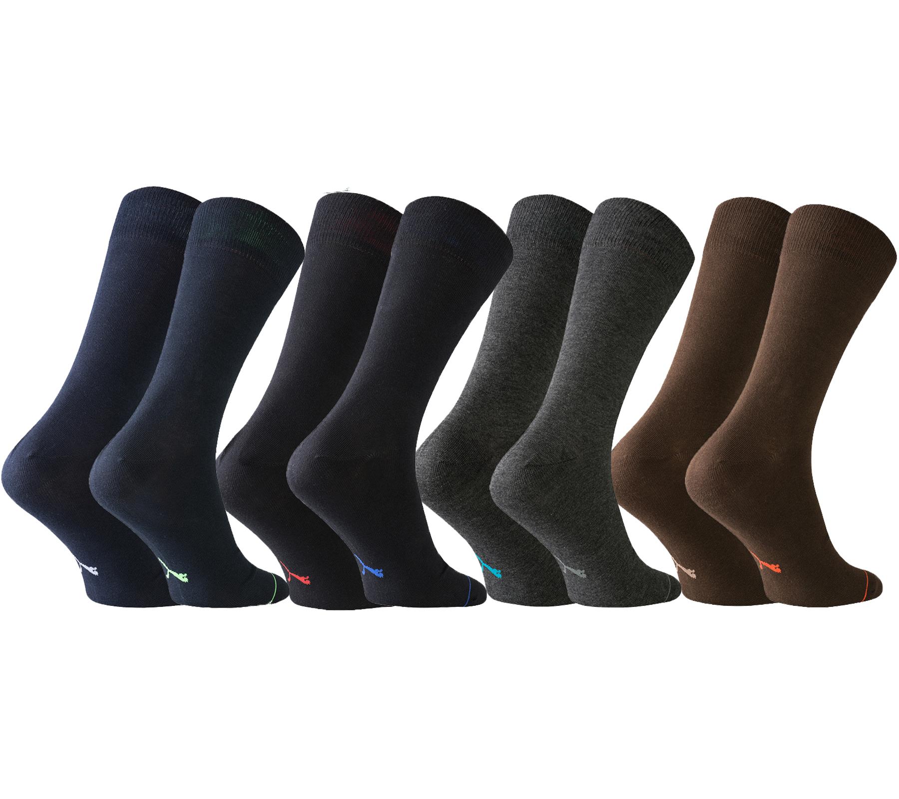 (Outlet46) Puma Fortune Socken 10er-Pack (Größe 47-49) für 9,99€