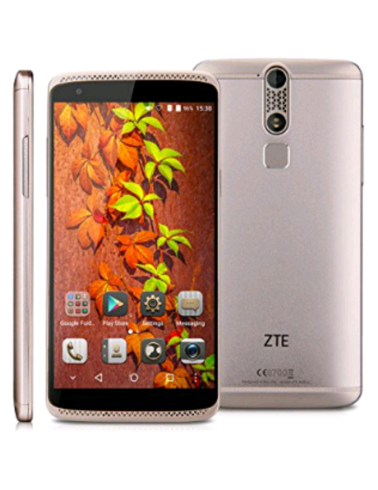 ZTE AXON MINI 4G LTE Smartphone 5.2'' Zoll 1080P FHD Display 3GB RAM 32GB ROM Android 5.1 Octa Core 1.5GHz 13.0MP+8.0MP Dual Kamera Dual SIM