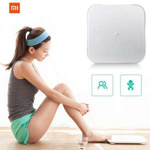 Original Xiaomi Mi Smart Scale mit Versand aus Deu. [AliExpress]