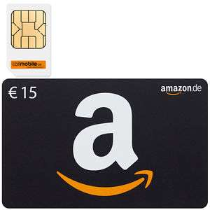 Callmobile wieder mit 15 € Amazon Gutschein