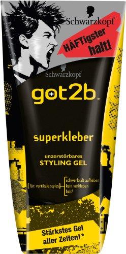[Amazon] got2be Kleber / Superkleber 6er