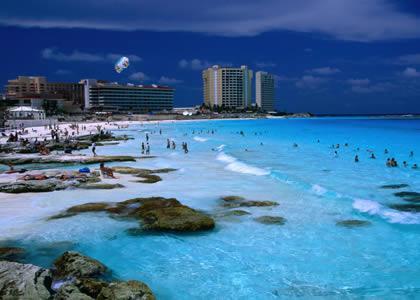 Reisen: Mexico 12 Tage für 630€ / Dom. Rep. 12 Tage All inclusive 4* Hotel für 553€