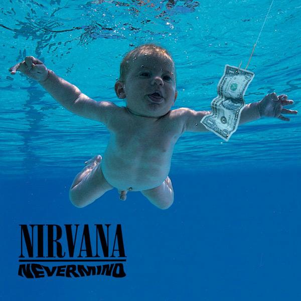 [Amazon Prime] Nirvana Nevermind Vinyl LP