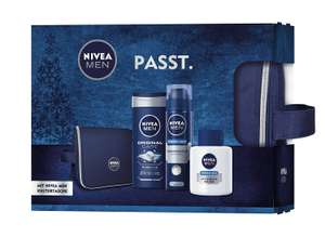@Amazon Tagesdeal Nivea Men Original Geschenkset