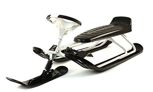 [Amazon Angebot des Tages] STIGA Schlitten Snowracer King Size GT, Weiß 99,99€