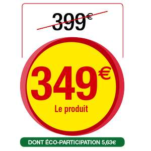 [Frankreich - Super U] 55 Zoll UHD LED TV von DUAL