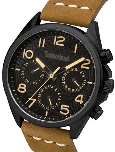 Timberland Herren-Armbanduhr Clarendon Analog Quarz [Amazon]