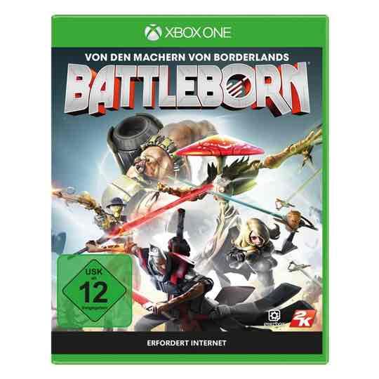 [real Onlineshop] Battleborn Xbox One bei Marktabholung für 4,99€