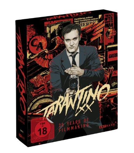 [Amazon] Tarantino XX: 20 Years of Filmmaking Blu Ray und andere Tarantinos