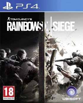 Rainbow Six Siege für PS4 im !Steelbook!