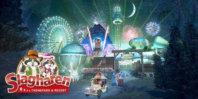 Tickets für den Freizeitpark Slagharen in Holland für 9,90€ statt 27,50€