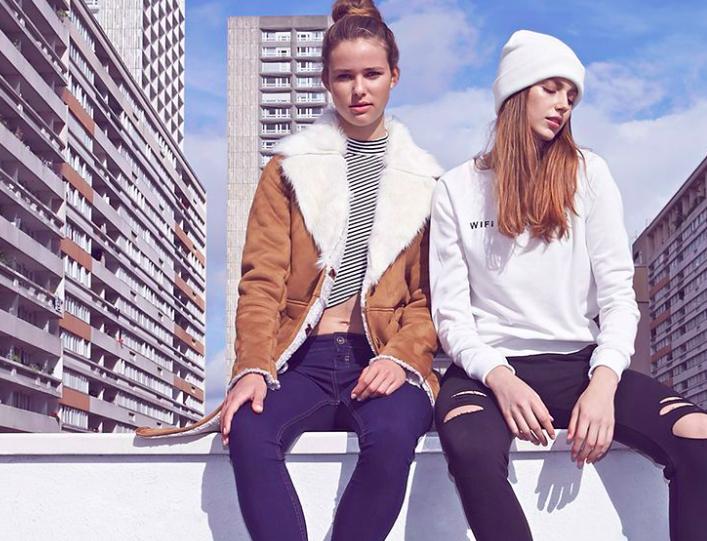 Bershka-Sale mit Tops ab 2,50€ und Sneakers ab 10€  bei Vente Privée