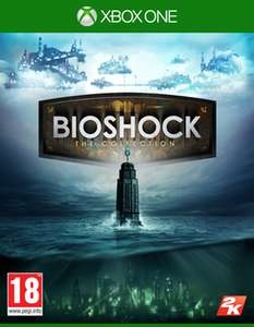 BioShock: The Collection (Xbox One & PS4) für 27,40€ inkl. VSK (game.co.uk)