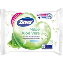 Rossmann - Zewa feuchtes Toilettenpapier für 0,65€ ( Angebot+Coupies)