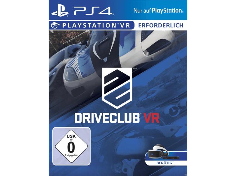 DriveClub VR (PS4) für 19€ [Mediamarkt + Amazon]