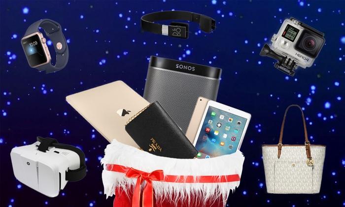 Groupon Mystery Deal (Weihnachtsgeschenk + Gewinnchance)