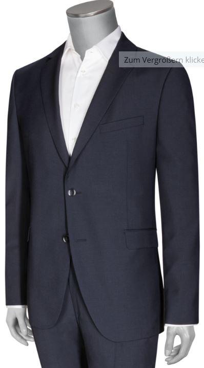 Strellson Rick James Anzug Businessanzug für 179 € | 3 Farben zur Wahl [HIRMER]
