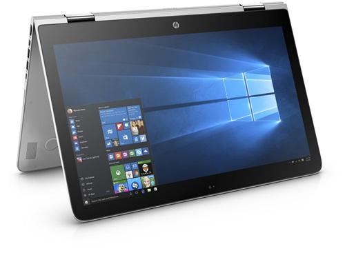 [HP Store] HP Spectre x360 (15-ap004ng) 39,6 cm (15,6 Zoll / UHD IPS) Convertible Notebook (360° Laptop, Intel Core i5-6200U, 8 GB RAM, 256 GB SSD, Windows 10) silber