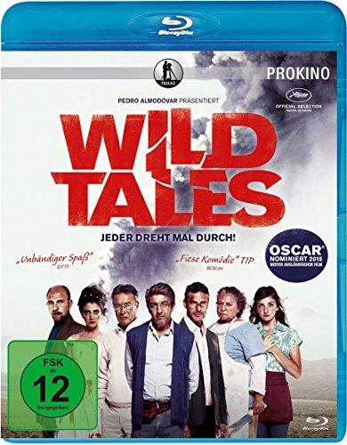 Wild Tales - Jeder dreht mal durch! Blu Ray bei Amazon (für Prime Mitglieder)